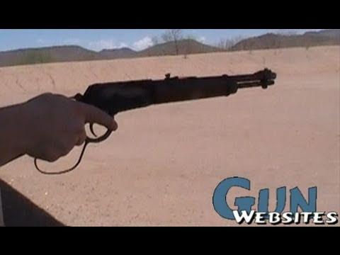 TheHossUSMC vs. Lever Action Pistol 'Mares Leg'