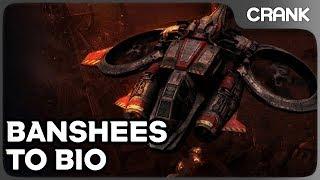 Banshees to Bio - Crank's Variety StarCraft 2