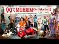 99% MUHRIM Get Married 5 Behind The Scene Part 3