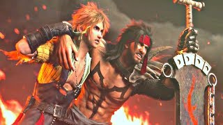 Dissidia FF NT - Final Battle Cinematic Cutscene (English) PS4 Pro