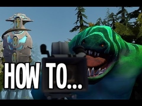 Tutorial How to Install and Uninstall Dota2 Mod