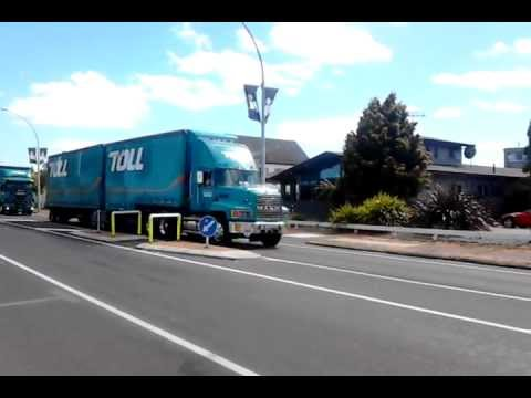Toll NZ Truck Parade Taupo 2013
