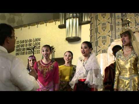 Upsa At Switzerland, Song 25, Rosas Pandan video