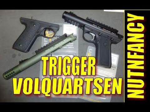 Volquartsen Trigger Installation. Ruger 22/45 by Nutnfancy