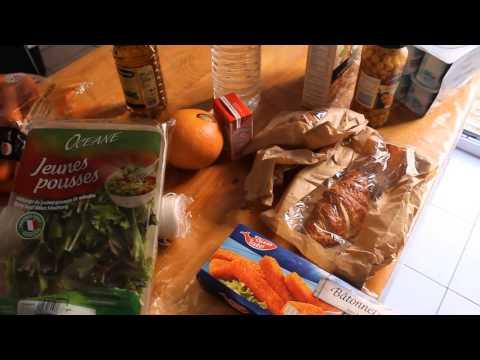 Ile Kosztuje życie We Francji ? #1 Zakupy Spożywcze  | Anna, Come Home!