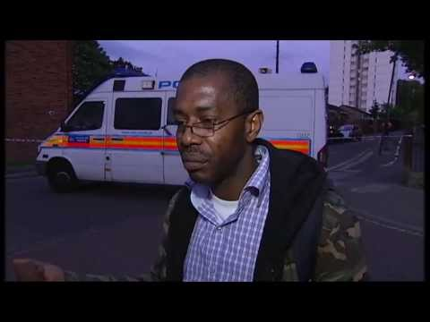 Woolwich killing: eyewitness Ike Onwukah describes attackers charging at police
