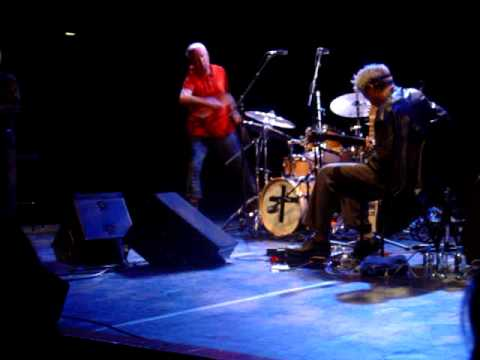 Improvisations With Marc Ribot, Evan Parker and Han Bennink (June 2009) Video