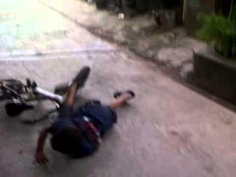 ANAK Kecil Udh MAU JD Anak BMX