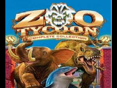 Let's Play Zoo Tycoon Complete Collection Part 3- Marine Mania Tutorials