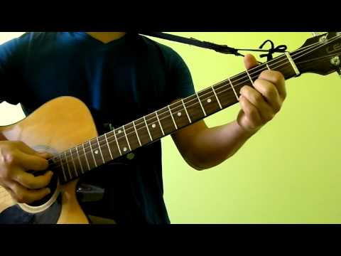 Set Fire To The Rain - Adele - Easy Guitar Tutorial (No Capo) Music Videos