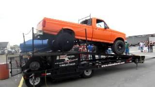 King of Trucks- Shawn's Fummins on the dyno