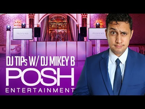 How to get 500 DJ GIGs a Year? MOBILE DJ TIPs w/ POSH DJ - MIKEY B | Antari SNOW MACHINE Review