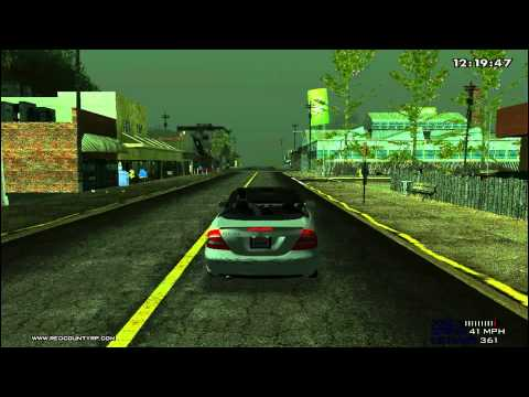 GTA: San Andreas - ENB/SRT3 Ultra set