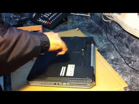 GizmoTij: Sony VAIO PCG-7142P Desmontar el Disco Duro de una laptop