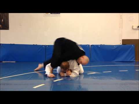 BJJ Drills: Crucifix Roll Image 1