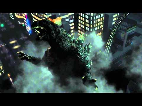 Ps3 Video Games 2014 ▶ Godzilla The Video Game Ps3