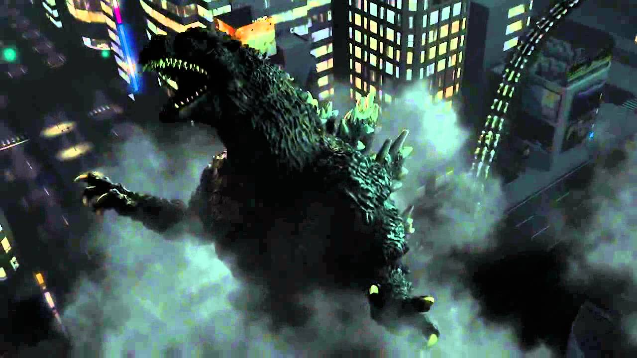 Ps3 Video Games 2014 Godzilla The Video Game Ps3