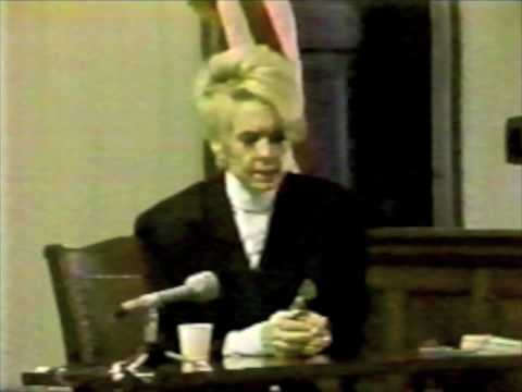 JOEY HEATHERTON in COURT Video