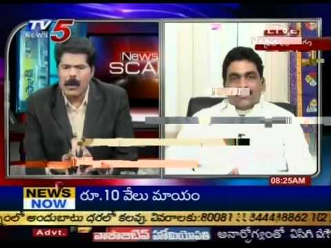 Telugu News - Discuss on Balakrishna Political Entry With Political Leaders (TV5) - Part 03