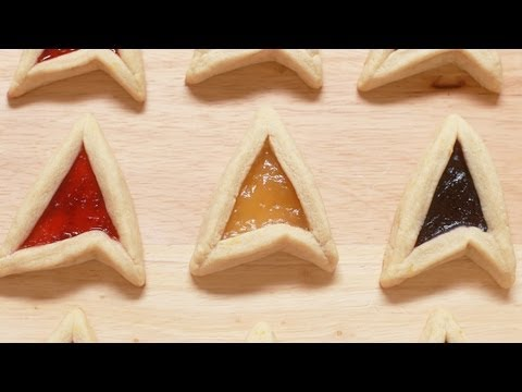 HOW TO MAKE STAR TREK COOKIES - NERDY NUMMIES