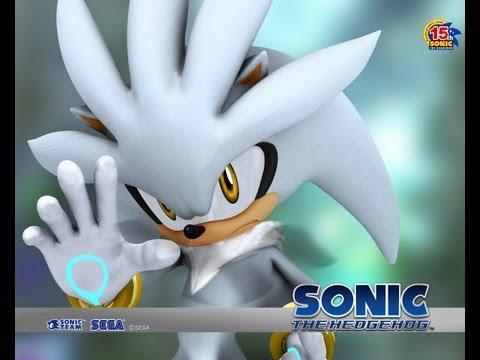 Прохождение Sonic 2006 9-ая часть ( The Iblis Niger )