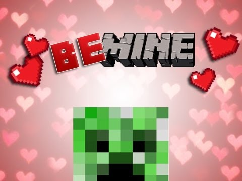 Minecraft: Be M... Clip Art Happy Valentines Day