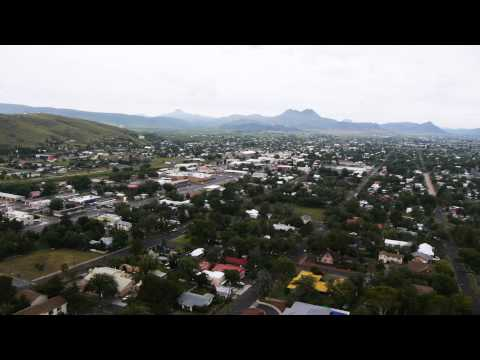 Viva Alpine, TX---Aerial Views