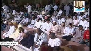 صلاتي العشاء والتراويح من مسجد الحسن الثاني بالدار البيضاء الشيخ عمر القزبري الليلة 20 رمضان 2017