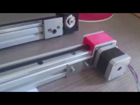 Linear Actuator for DIY 3D printer