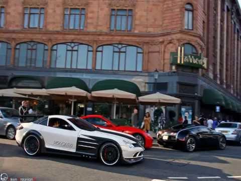 Mercedes-Benz SLS AMG Sports Cars in Kuwait