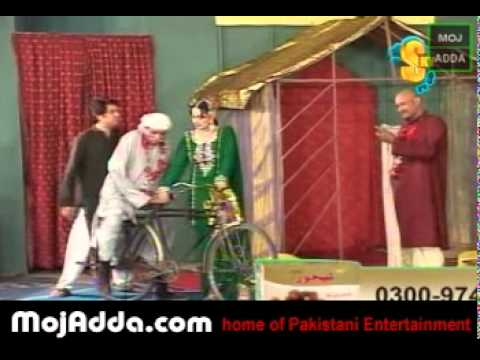 New Punjabi Stage Drama 2011 Sheela Ki Jawani 5-8 video