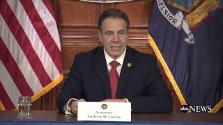 New York rate of death 'effectively flat for 2 days': Gov. Cuomo
