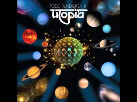 Utopia - Disco Jets [FULL Album] (1976)