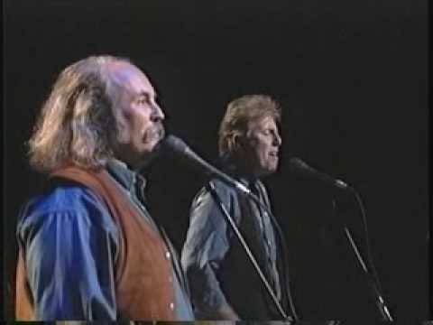 Crosby, Stills, Nash & Young - Blackbird
