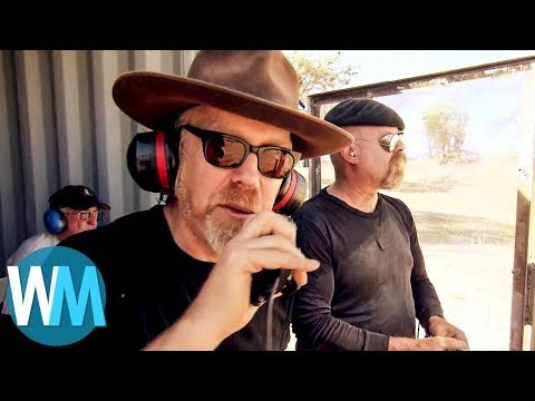 Top 10 Myths That Have Been Busted on MythBusters