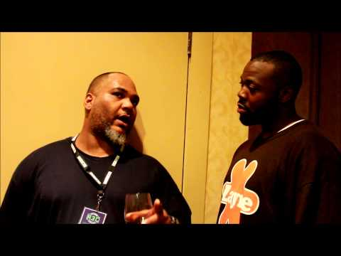 DJ Maseo of De La Soul 2013 A3C Interview with wwliradio