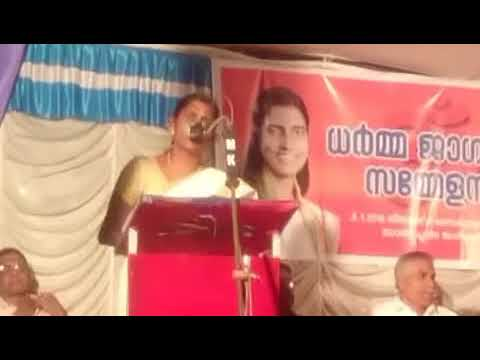 Sasikala Teacher Latest Speech - UDF LDF Layanam Hidden Agenda thumbnail