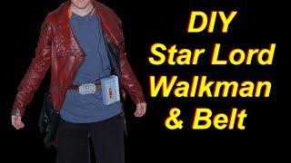 download lagu Diy Star Lord Costume: Holster Belt And Walkman gratis