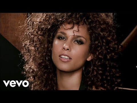 Alicia Keys - Brand New Me klip izle