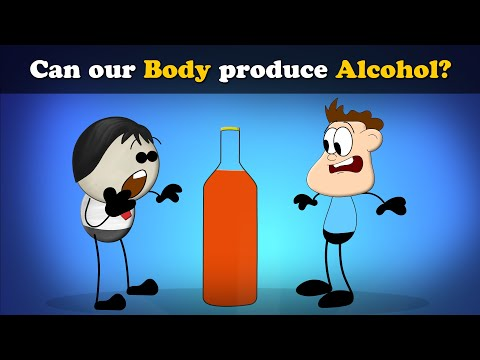Can our Body produce Alcohol? | #aumsum