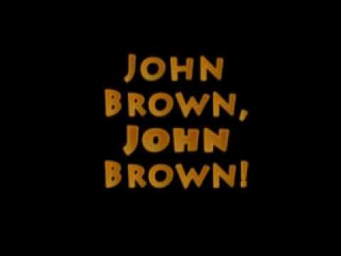 Carolyn Graham Jazz Chants: John Brown video