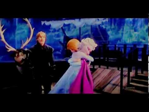 ❄ || Elsa & Anna || I will love you unconditionally ||  2014...