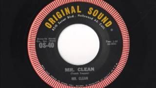 Watch Frank Zappa Mr Clean alternate Mix video
