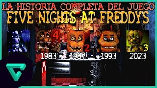La Historia De Five Nights at Freddy