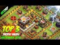 TOP 3 Th11 Trophy Bases | Th11 War Bases | Best CoC Th11 base 2017 | Town hall 11 Hybrid Bases