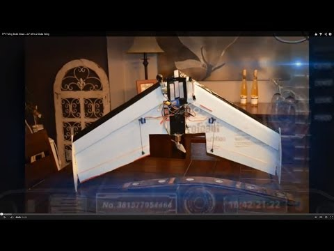 FPV Wing Build Video - 44