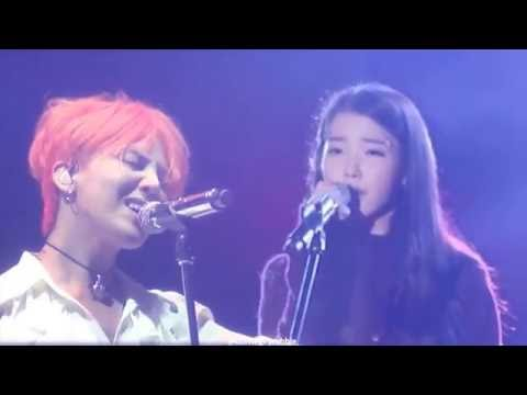 GD And IU If You Collabration