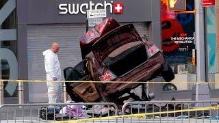 "Times Square car crash driver, a US Navy veteran who ""heard voices"""