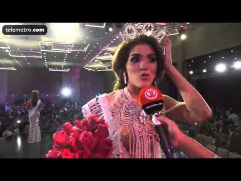 Catherine Agrazal nueva Reina Internacional del Café 2015