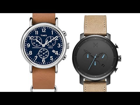 Why Timex Is Always Better Than MVMT : RANT&H